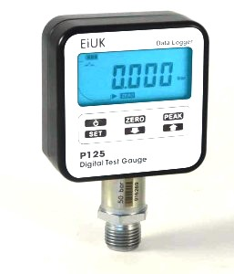EiUK Data Logging Test Gauge