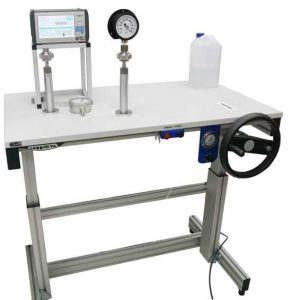 high-pressure-test-bench