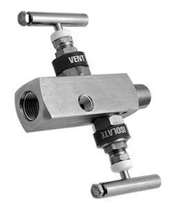 Budenberg 2-valve-manifolds