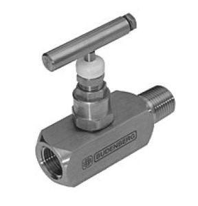 Budenberg needle-valve