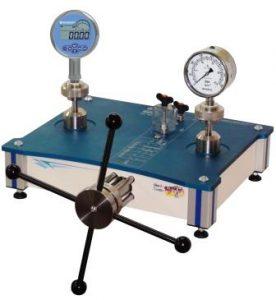 CEP 5000 Experience Hydraulic Pressure Comparator